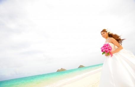 ミハナ ハワイ 花嫁